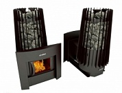 картинка Grill'D Cometa Vega 180 window black от магазина Уют Тепла