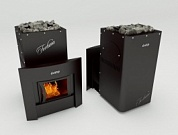 картинка Grill`D Fortuna 200 Window black от магазина Уют Тепла
